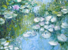 Water Lilies V